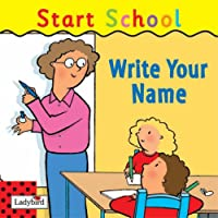 Write Your Name (Start School)