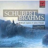 Brahms/Schubert:Piano Works