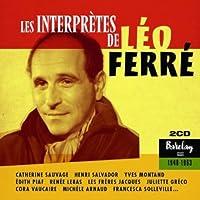 Les Interpretes Historiques De Leo