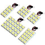 【断トツ195発!!】 Z12 キューブ LED ルームランプ 5点セット [H20.11~] ニッサン 基板タイプ 圧倒的な発光数 3chip SMD LED 仕様 室内灯 カー用品 HJO