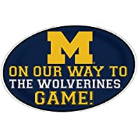 Michigan Wolverines Game Dayマグネット