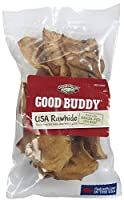 Castor & Pollux Good Buddy USA Rawhide Chips Aggressive Chewers Puppies Treat 4z