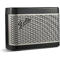 Fender ワイヤレススピーカー Bluetooth apt-X 対応 フルレンジ2基 ツイーター1基 ブラック NEWPORT-BLACK 【国内正規品】