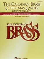 Canadian Brass Christmas Carols Trombone 1 15 Easy Arrangements [並行輸入品]