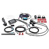 キジマ (KIJIMA) バイク用 ドライブレコーダー デュアルカメラ AD720 Z9-30-003
