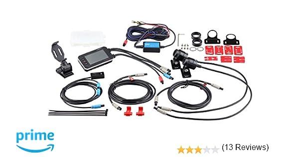 9de39d8ffa2e1f Amazon.co.jp: キジマ (KIJIMA) バイク用 ドライブレコーダー デュアルカメラ AD720 Z9-30-003: 車&バイク