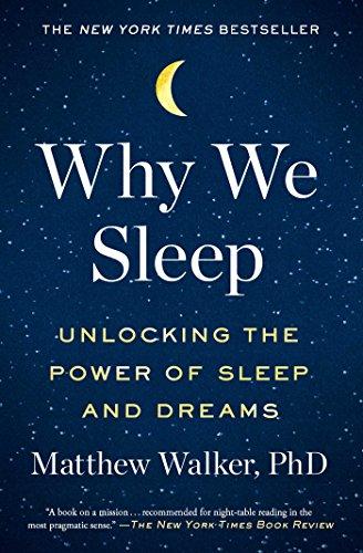 Kết quả hình ảnh cho why we sleep