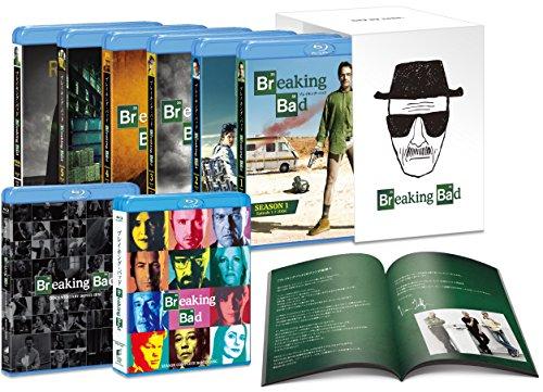 ブレイキング・バッド ブルーレイBOX全巻セット復刻版[Blu-ray/ブルーレイ]