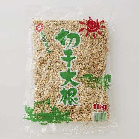 MC 千切り大根中国産 1KG 2個