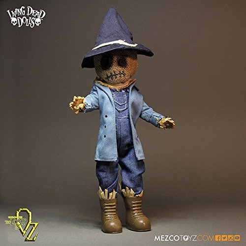 MEZCO リビング・デッド・ドールズ in オズ スケアクロウ/Living Dead Dolls The Lost of Oz : The Scarecrow