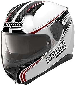 Nolan ノーラン N87 Rapid Helmet ヘルメット メタリックホワイト L(59~60cm)
