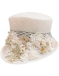 バラ色の帽子 Barairo no Boushi ガーデンパーティーシルクHat