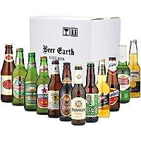 世界のビール 12カ国12本 飲み比べセット 全品正規輸入品【エルディンガーヴァイスビア ドレハー シンハー コロナ ミラードラフト 他全12種】 輸入ビールギフトセット