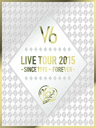 LIVE TOUR 2015 -SINCE 1995~FOREVER-(DVD4枚組)(初回生産限定盤A)の詳細を見る