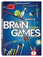 Brain Games: Season 1 [DVD] [Import]