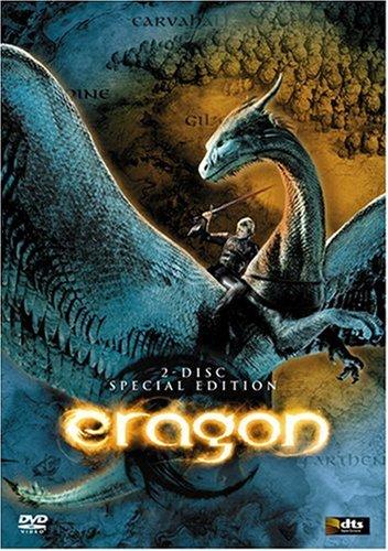 エラゴン 遺志を継ぐ者 <2枚組特別編> [DVD]の詳細を見る