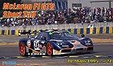 フジミ模型 1/24 リアルスポーツカーシリーズNo.27 マクラーレン F1 GTR ショートテール ル・マン 1995#24