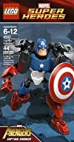 LEGO Super Heroes Captain America 4597 【並行輸入品】