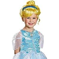 Disguise Disney Princess Cinderella Child Wig [並行輸入品]