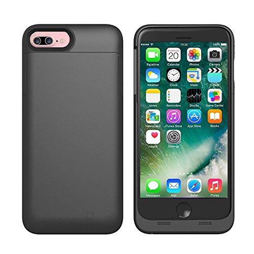 AVIDET iPhone 7 Plus ケース 充電器 バッテリーケース ...
