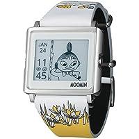 [エプソン スマートキャンバス]EPSON smart canvas ムーミンキャラクター リトルミイ 腕時計 W1-MM10310
