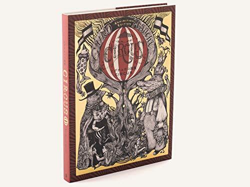 ヒグチユウコ 世田谷文学館 CIRCUS展 画集 展覧会限定版 『CIRCUS Exhibision Edition 』& CIRCUS展 フライヤー付き