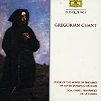 Gregorian Chant From Silos by MONKS OF SILOS (1999-10-04)
