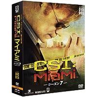 CSI:マイアミ コンパクト DVD-BOX シーズン7