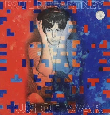 Tug of war (1982) / Vinyl record [Vinyl-LP]
