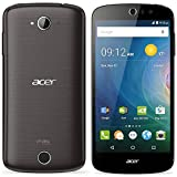 Acer Liquid Z530 (Android5.1 Lollipop/MT6735 Quad-core 1.3GHz/2GBメモリ/16GB/5インチ/SIMフリーLTE/ブラック) Z530K-F01