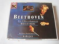 Beethoven: Die 5 Klavier Konzerte