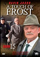Touch of Frost: Season 15 [DVD] [Import]