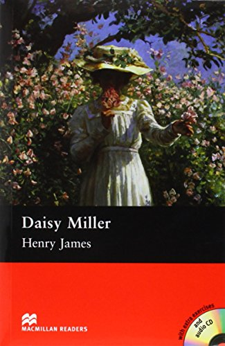Daisy Miller: Daisy Miller - Book and Audio CD Pack - Pre Intermediate Pre-intermediate (Macmillan Readers S.)の詳細を見る