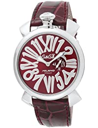 [ガガミラノ]GAGA MILANO 腕時計 ブラウン文字盤 5084.4 メンズ 【並行輸入品】