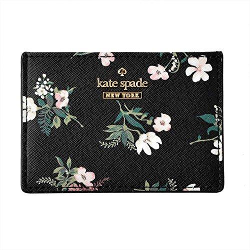 ケイトスペード Kate Spade PWRU6318 098 ボタニカルプリント カードケース 名刺入れ CAMERON STREET FLORA...
