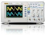 Rigol DS1052E 50MHz カラー液晶 ポータブル デジタル オシロスコープ カラーポータブル