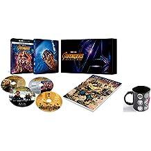 【Amazon.co.jp限定】アベンジャーズ/インフィニティ・ウォー 4K UHD MovieNEXプレミアムBOX(数量限定) オリジナルマグカップ付