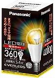 パナソニック LED電球 E17口金 電球25W形相当 電球色相当(5.4W) 小型電球・クリア電球タイプ 密閉形器具対応 LDA5LE17CW