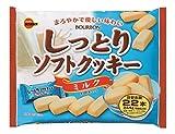 ブルボン しっとりソフトクッキーミルク 244g