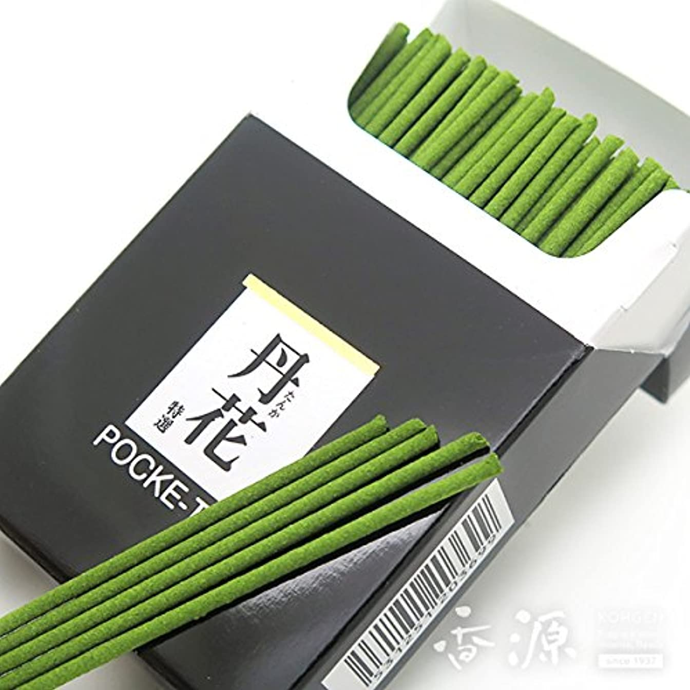 プロフィール日の出サラミ大発のお香 ポケット丹花(ポケタン) スティック 特選 #PO-3