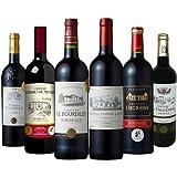 【トリプル受賞入り】全て金賞、全てフランス・ボルドー、全て生産者元詰め ソムリエ厳選 金賞受賞 赤ワイン 第3弾 750ml×6本