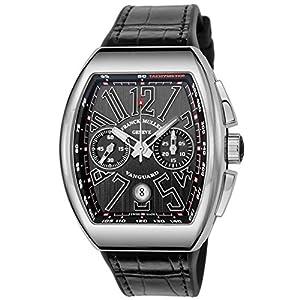 [フランクミュラー]FRANCK MULLER 腕時計 ヴァンガード ブラック文字盤 V45CCDT BLK BLK BKS メンズ 【並行輸入品】