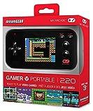 My Arcade Gamer V ポータブルゲームシステム 2.4インチカラー液晶 名作 レトロゲーム 220ゲーム収録 [並行輸入品]