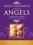Daily Guidance from Your Angels Oracle Cards: 44 Cards Plus Booklet 画像