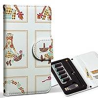 スマコレ ploom TECH プルームテック 専用 レザーケース 手帳型 タバコ ケース カバー 合皮 ケース カバー 収納 プルームケース デザイン 革 人物 キャラクター フラワー 009396