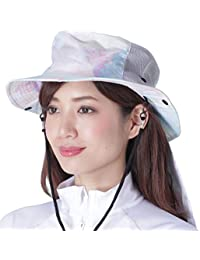 PONTAPES(ポンタペス) 全10色柄 サーフハット 子供用 ~ 大人用 帽子 脱着式日除け付き PAH-444