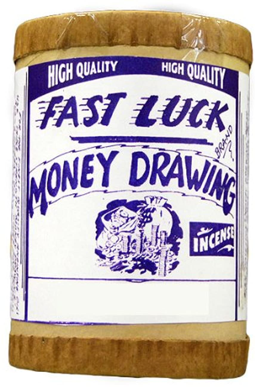 高品質Fast Luck Money Drawing Powdered Incense 4オンス