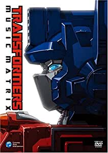 TRANSFORMERS MUSIC MATRIX [DVD]