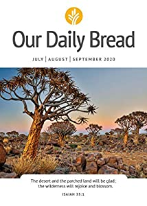 Our Daily Bread - July / August / September 2020 (English Edition)