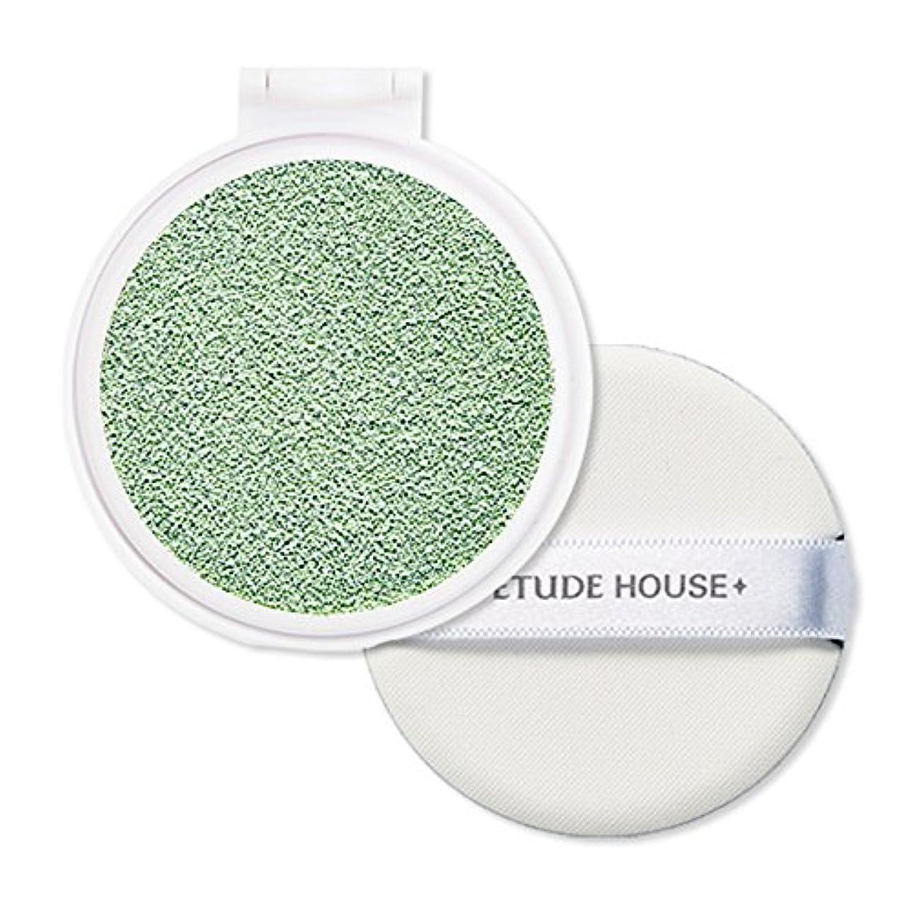 非互換と組む雪だるまエチュードハウス(ETUDE HOUSE) エニークッション カラーコレクター レフィル Mint